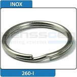 Key ring Inox Aisi 316