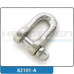 Shakle DIN 82101-A with eyebolt